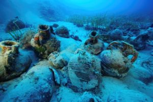 scuba diving greece